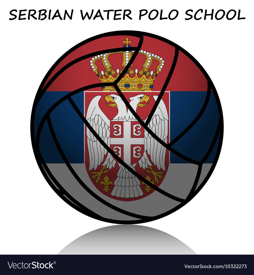Serbian water polo school