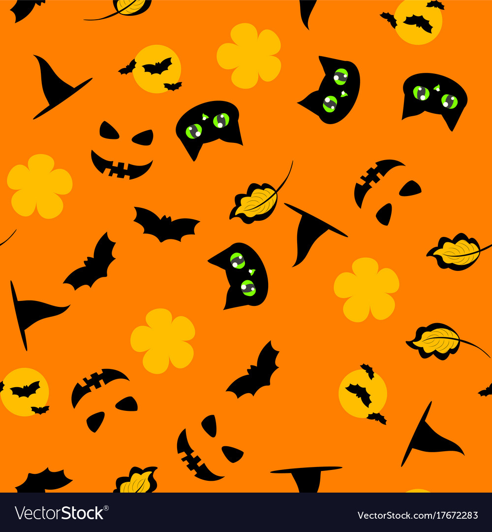 Holiday background for halloween