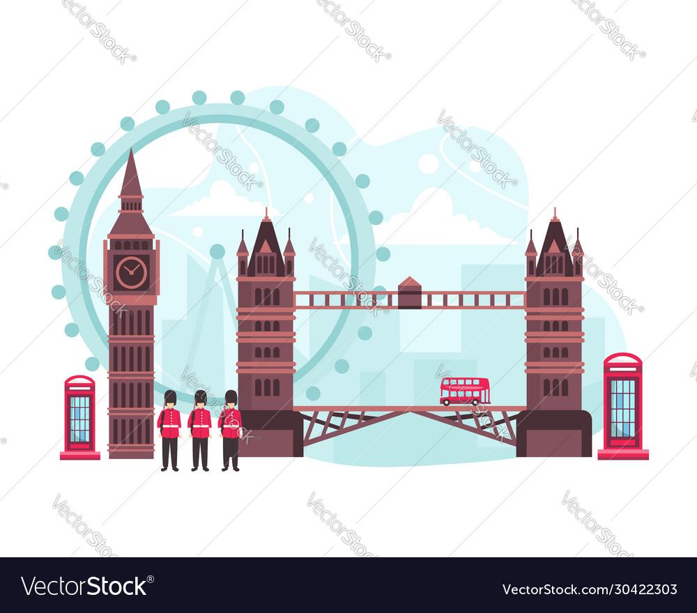 England travel landmark