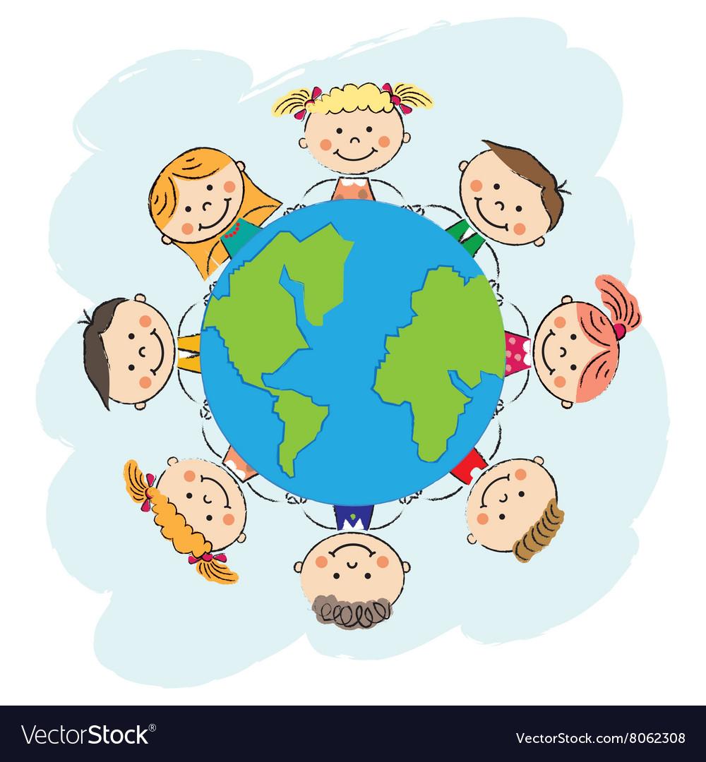 Kids save the earth
