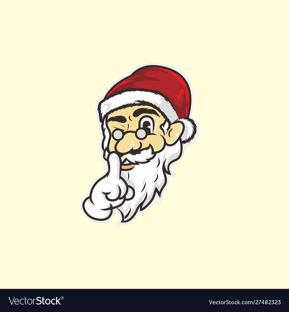 Santa has secret