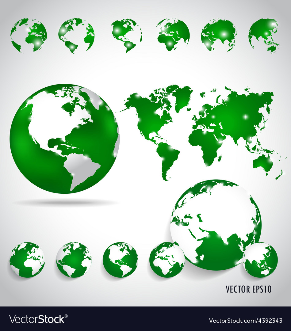 World map digital vector download world clock is a free portable application for pc and mac which displays time and date of all time zones in the world via digital and analog clocks gumiabroncs Images