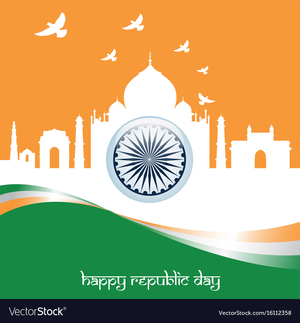 Happy independence day india banner