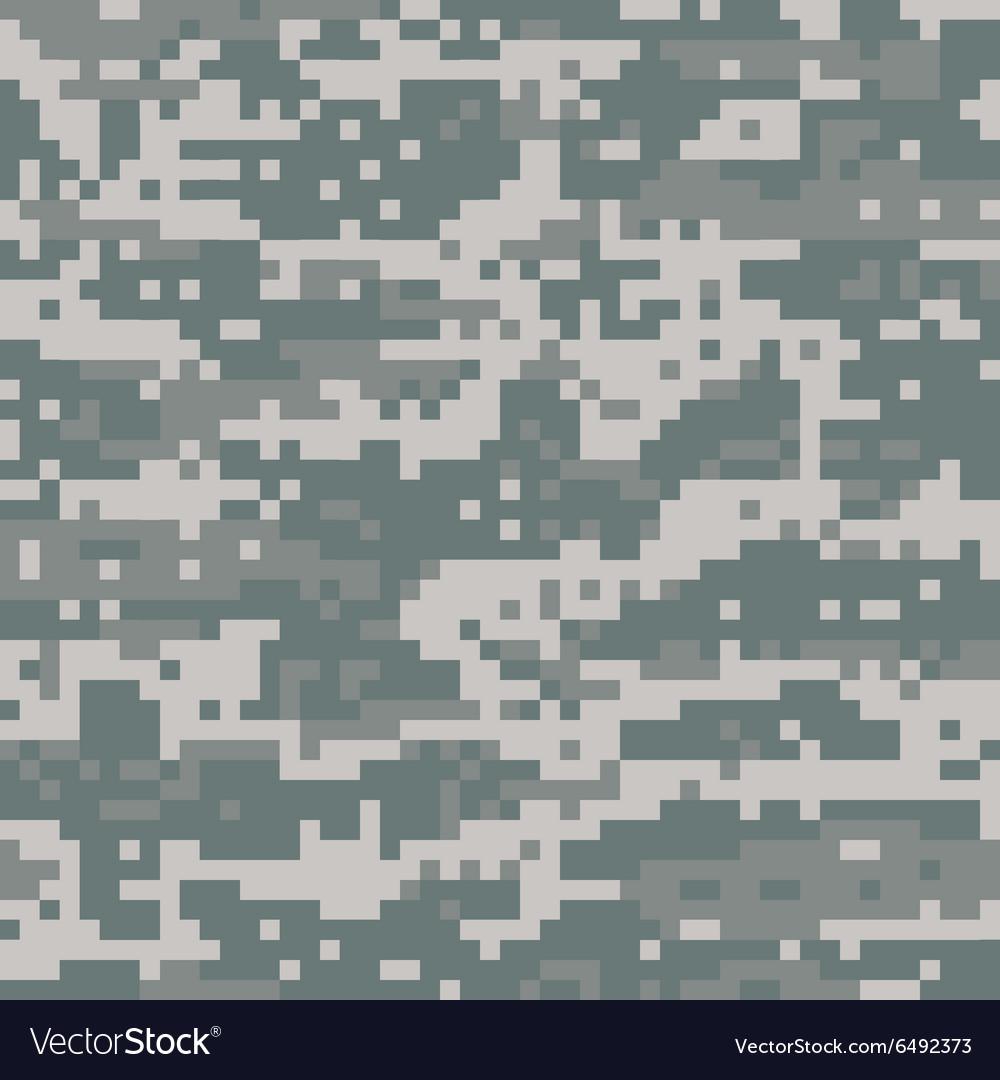 American Desert Camo Pattern