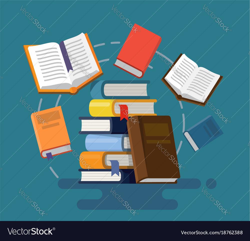 Concept of graduation books