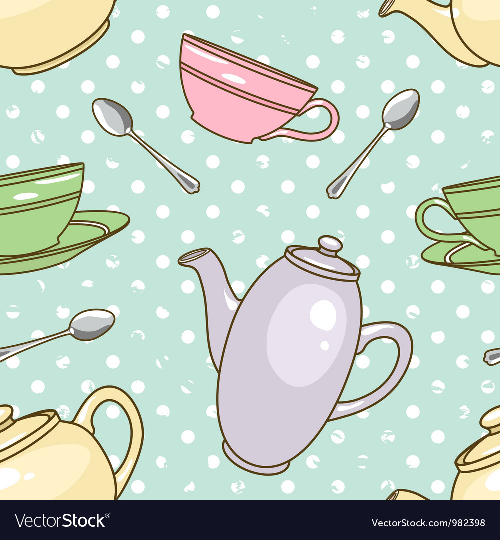 Teapot pattern