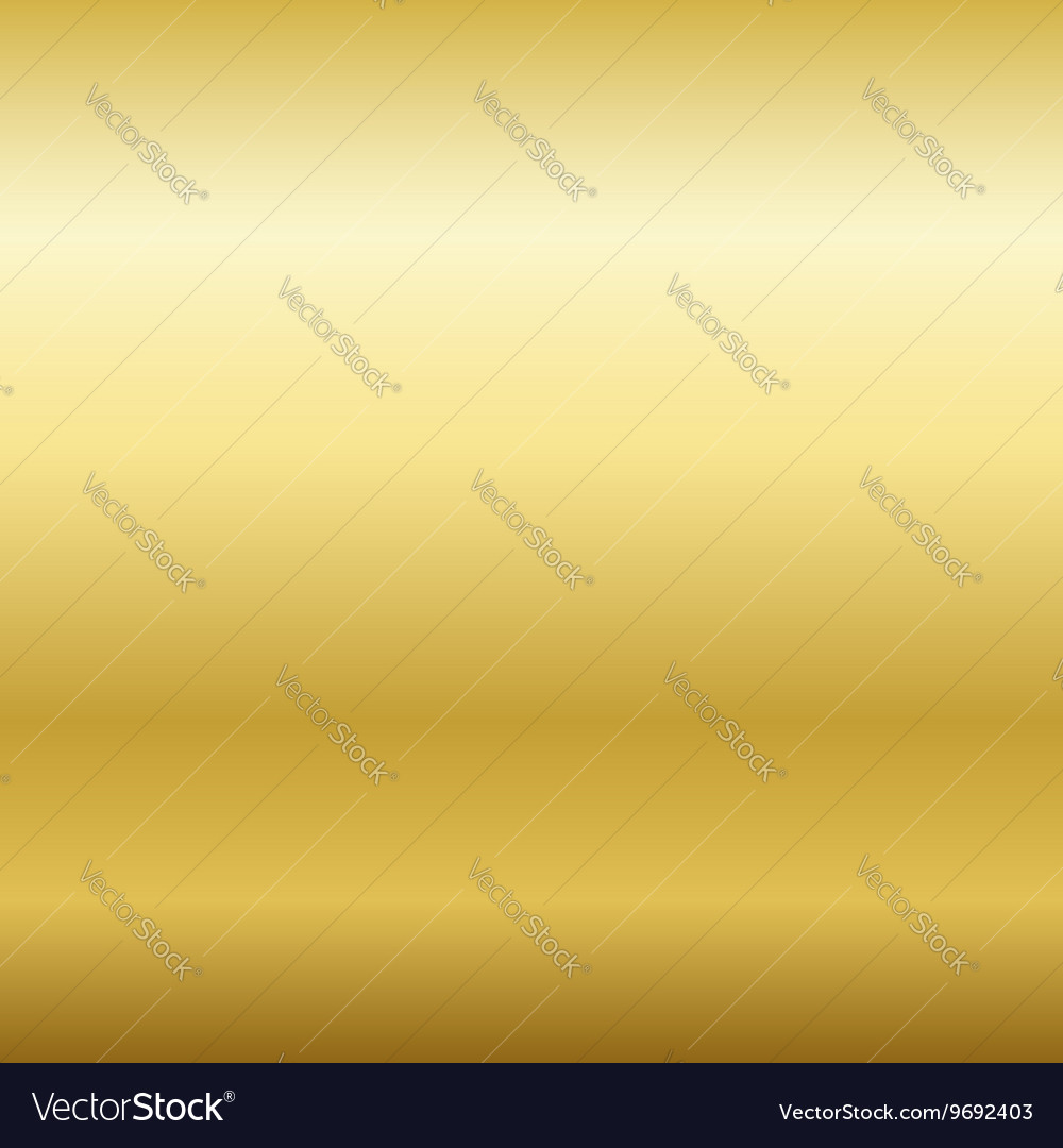 Gold texture seamless pattern Light realistic vector image