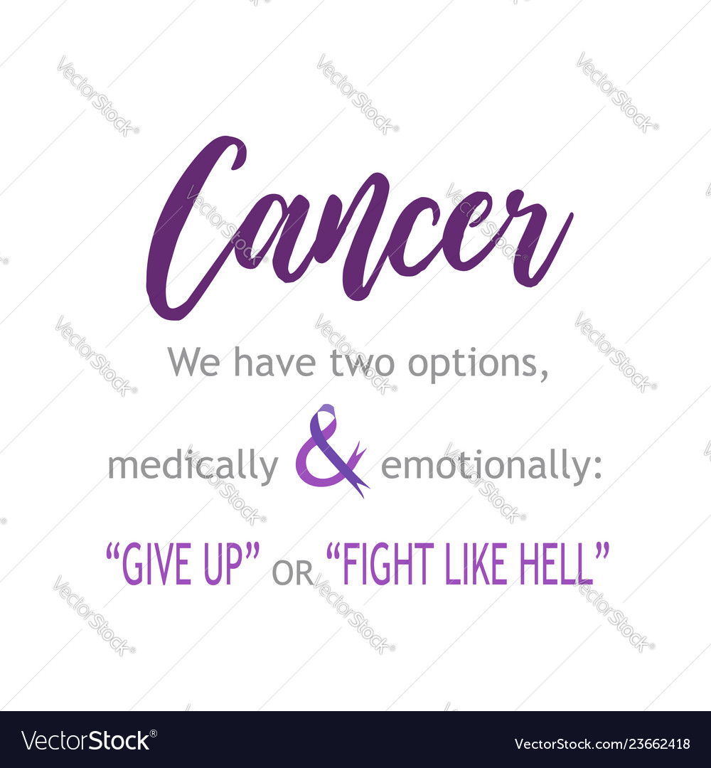 20+ Fighting Cancer Quotes   Swan Quote