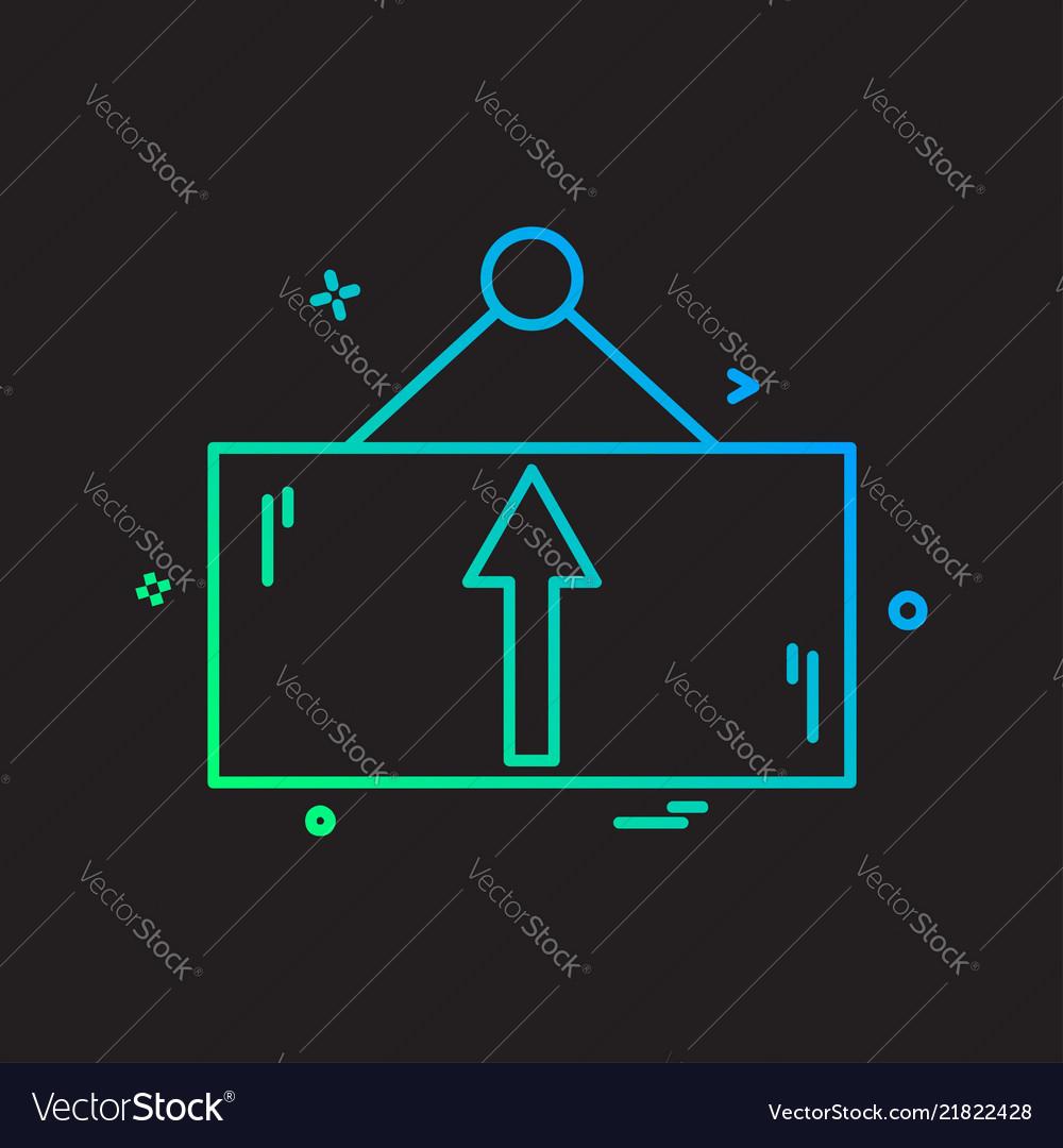 Frame icon design