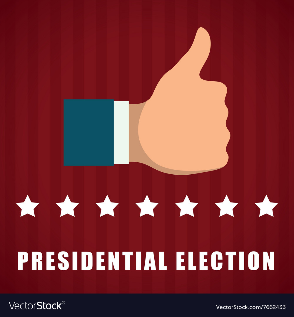 Presidents icon design