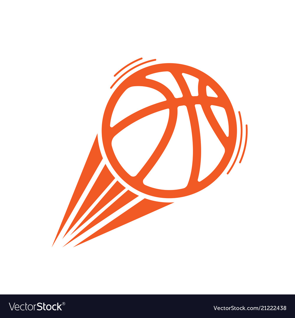 Orange basketball move