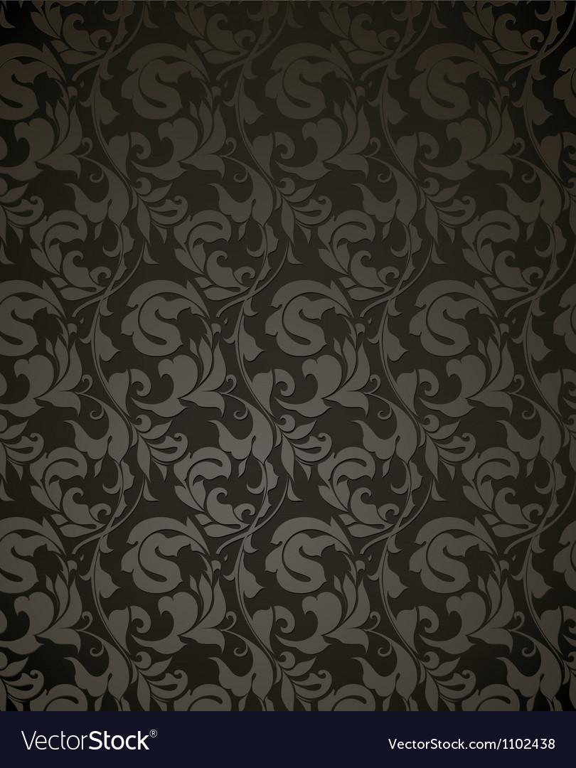 Wallpaper Pattern Black
