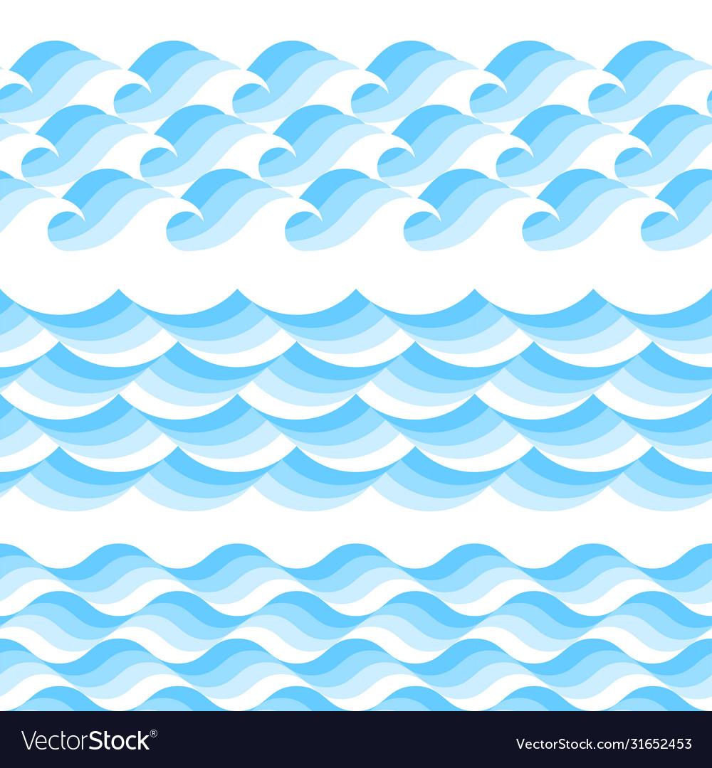 Waves patterns
