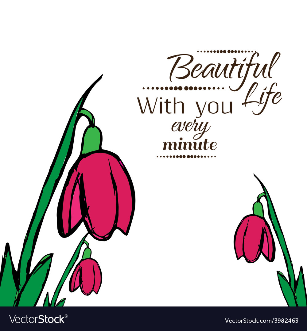 Floral ornate pattern vector image