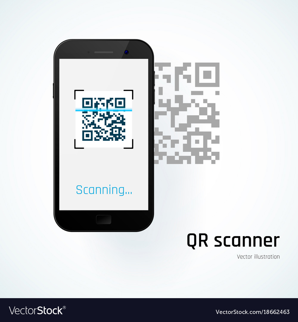 how do you scan qr code