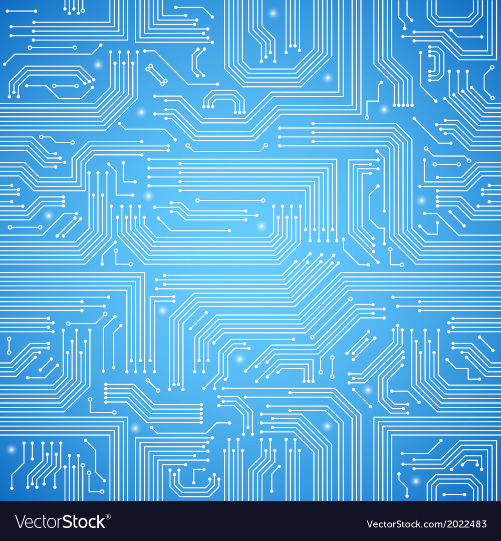 blue circuit board pattern - Ideal.vistalist.co