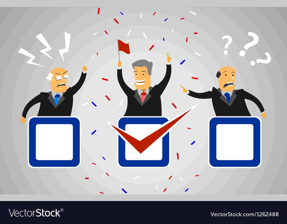 Смешные, победа на выборах открытки
