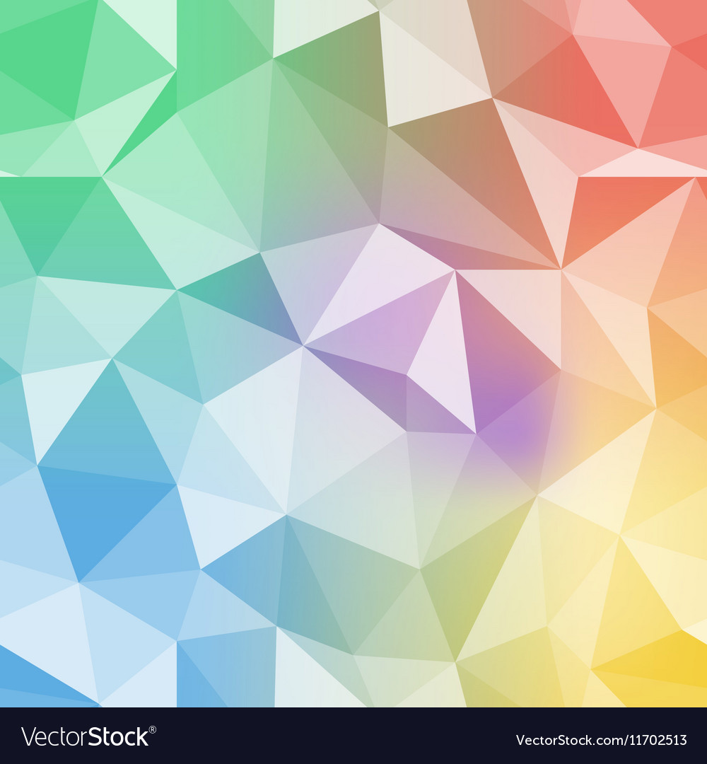 Brilliant pattern Diamond triangle background