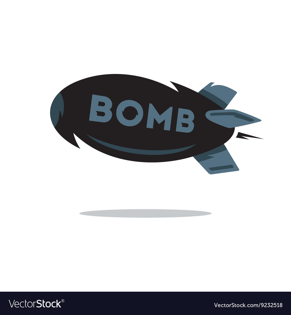 Bomb Cartoon