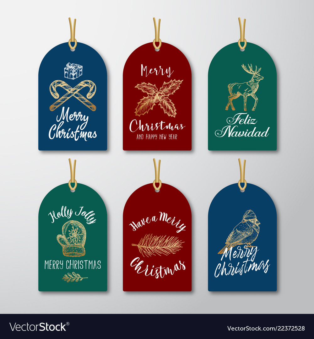Christmas and new year ready-to-use glitter gift