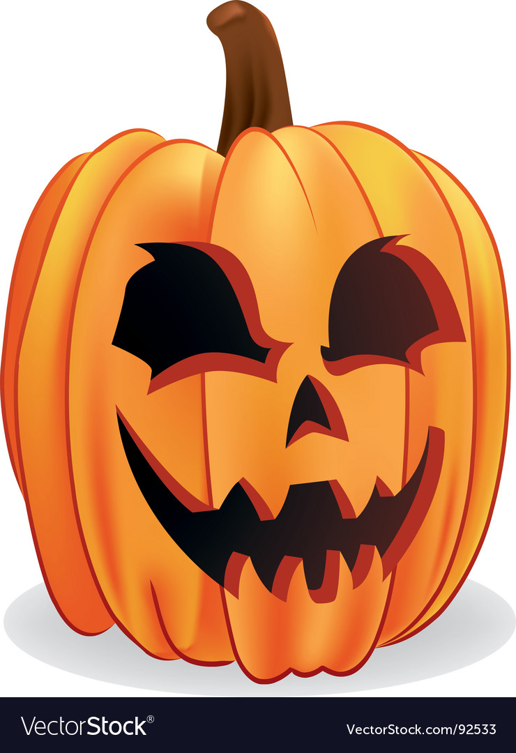 Halloween Jack O Lantern Royalty Free Vector Image