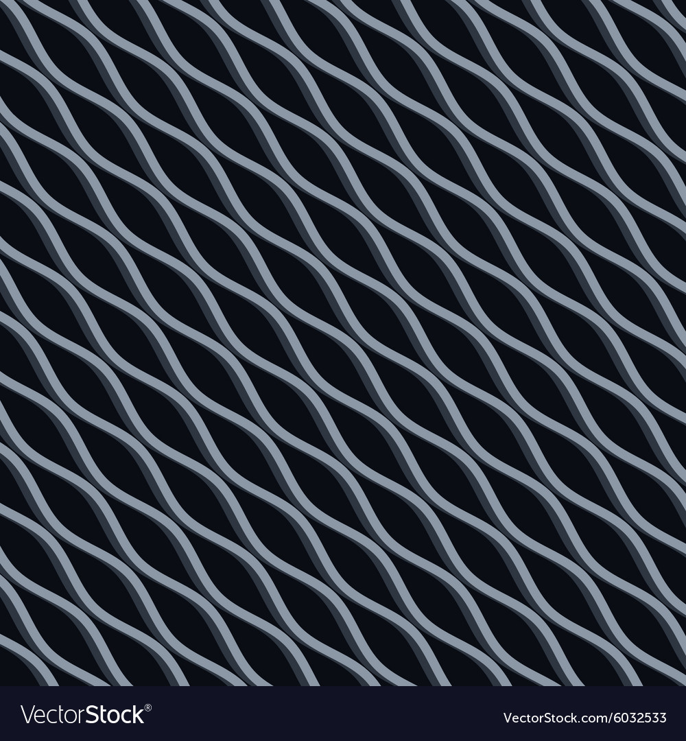 Seamless wavy background Repeating texture