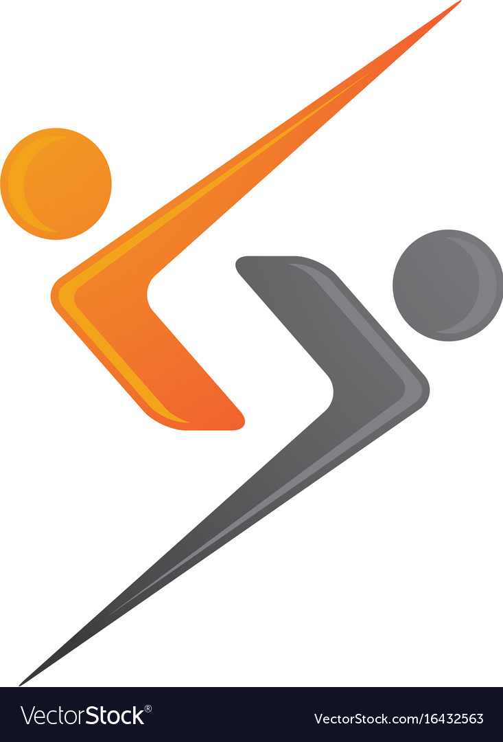 Business corporate s letter logo design vector image