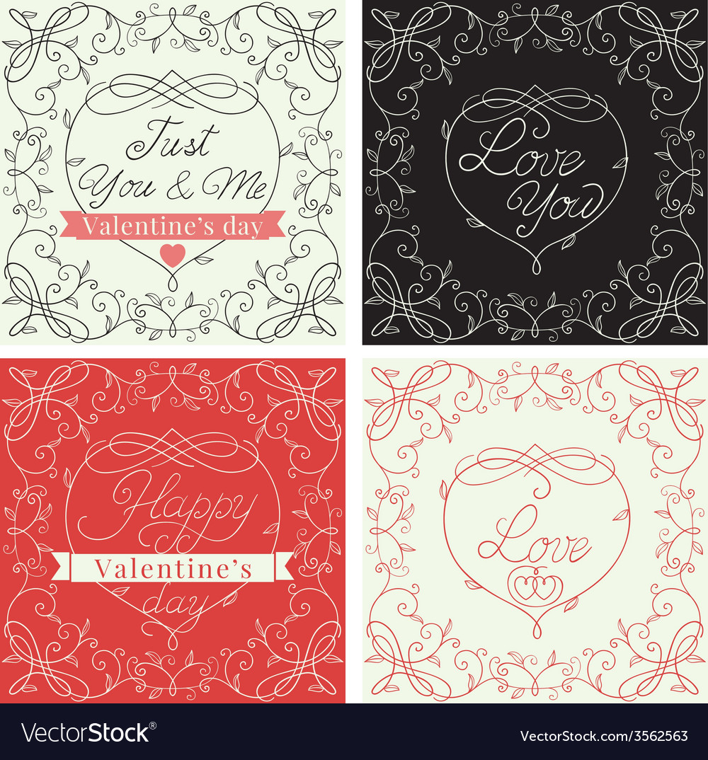 Ornate Holiday cards