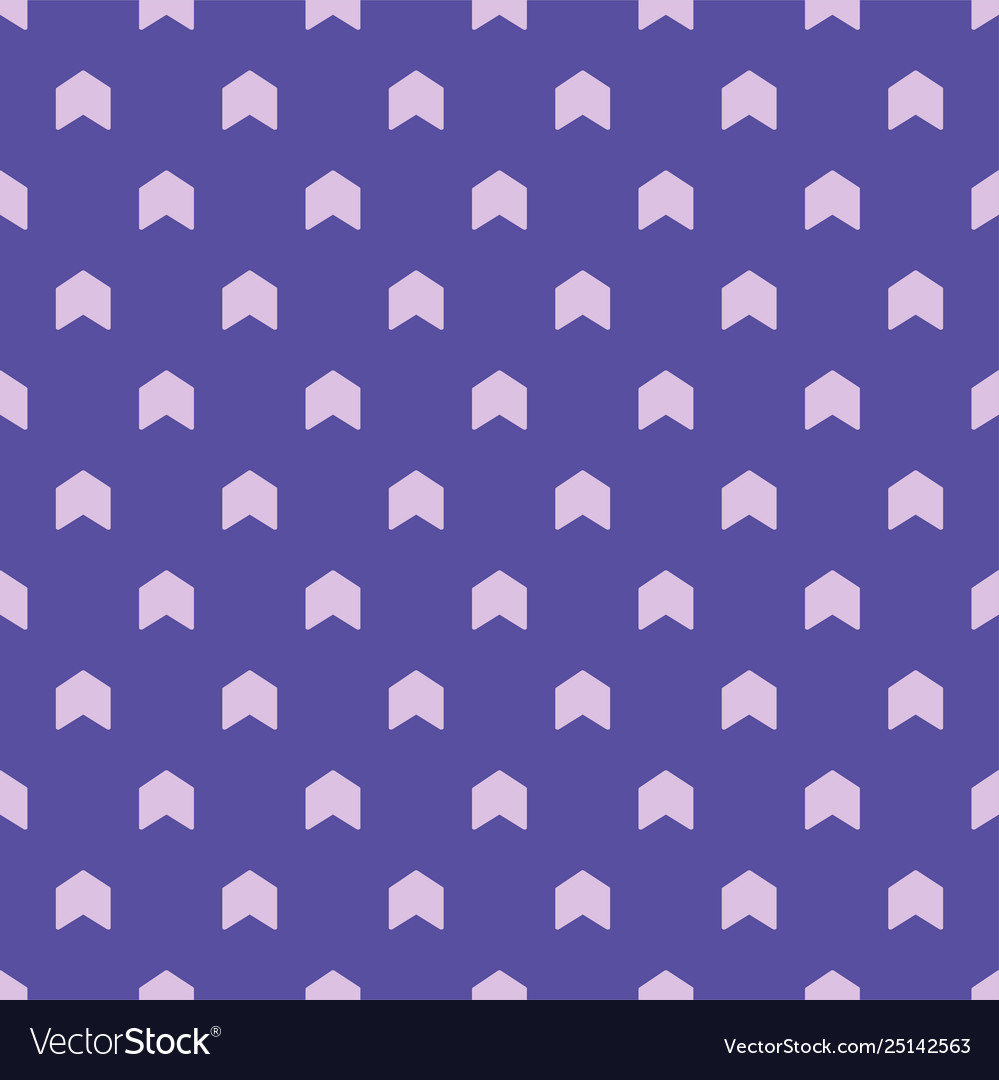 Seamless cute pattern arrows colored