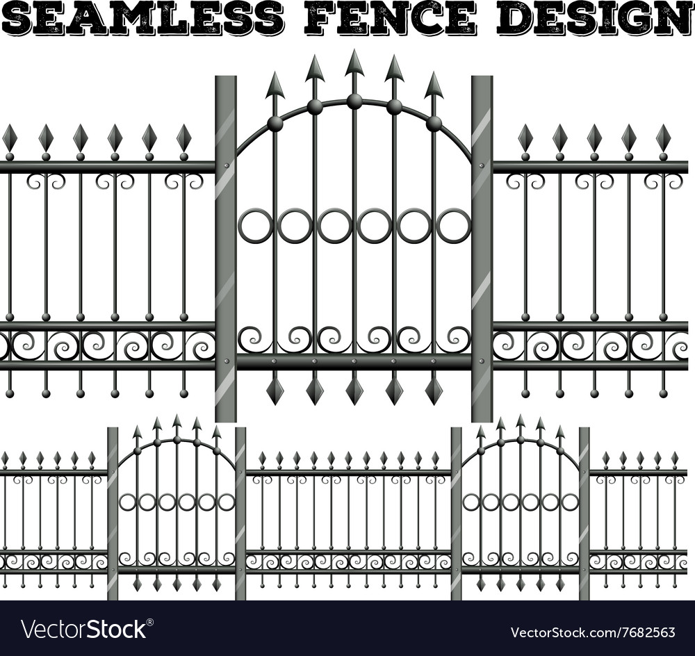 Metal Fence Design. Mid Century Modern Fences And Gates Cheap ...