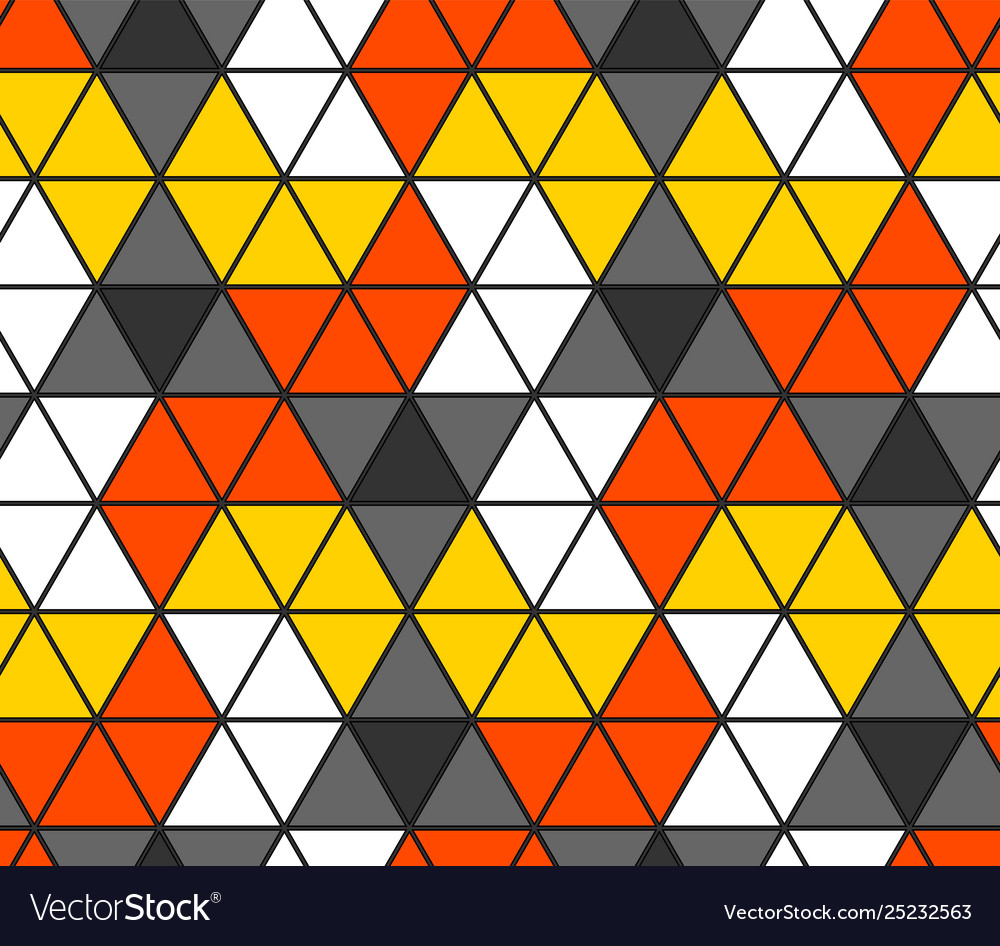 seamless triangle pattern geometric wallpaper of vector 25232563
