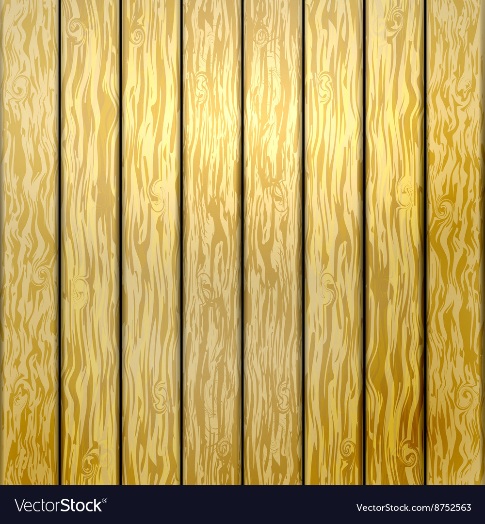 Wooden yellow fence