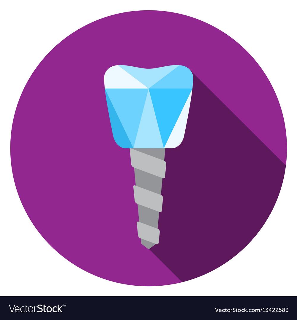 Dental implant symbol