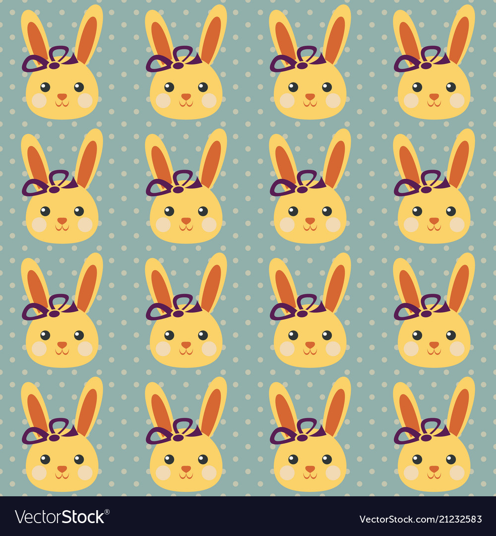 Funny bunny pattern