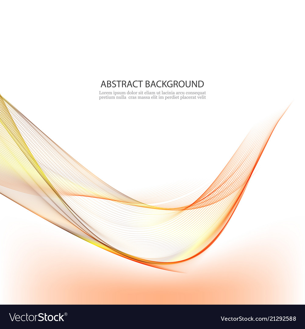 Abstract wave background rainbow waved