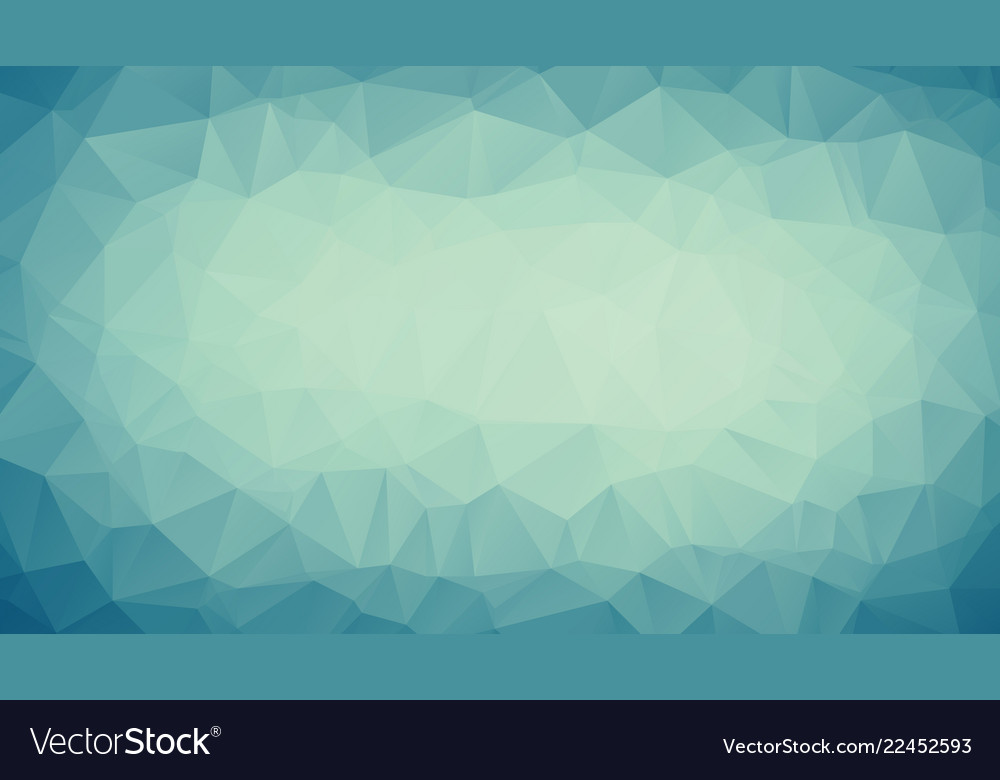 Abstract blue pastel tone polygonal which