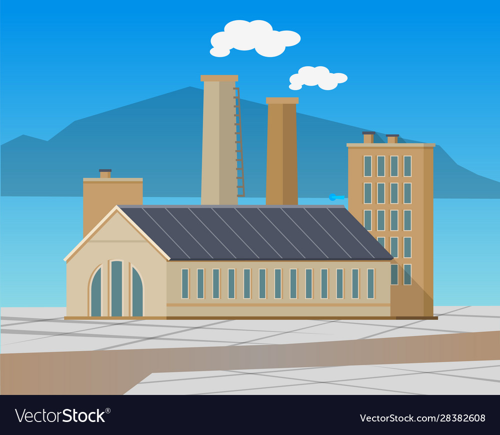 Factories and enterprises industry manufacturing