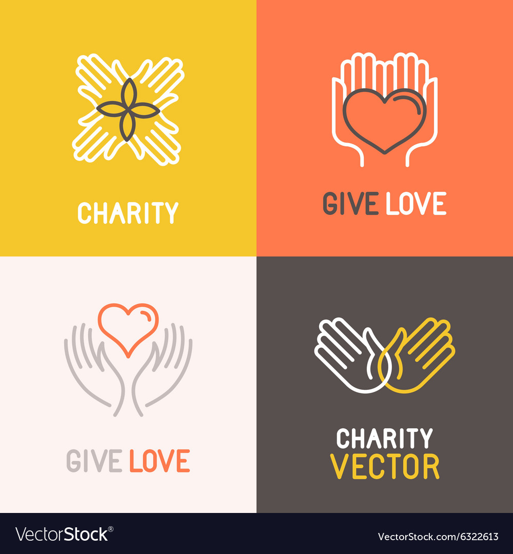 Charity and volunteer concepts
