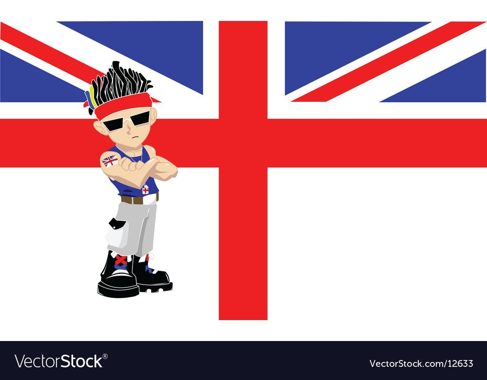 England gangster