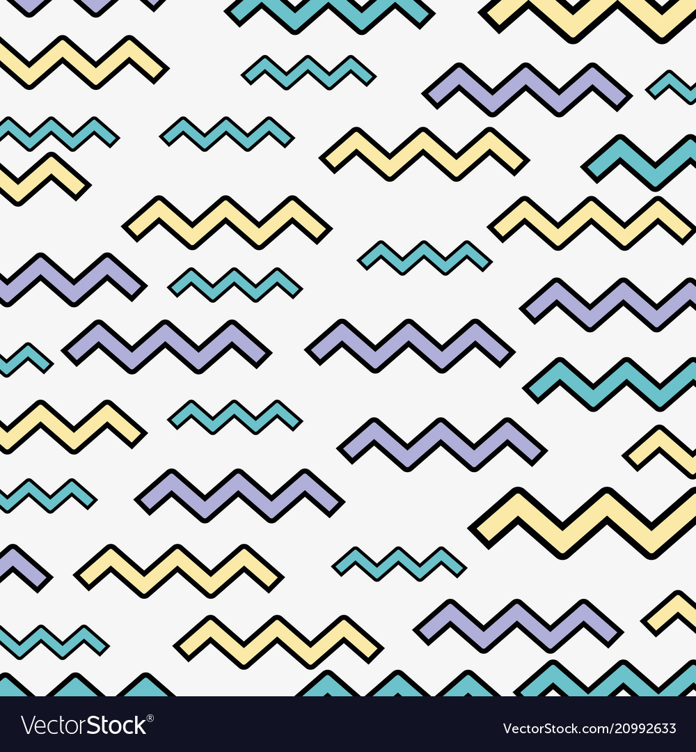 Memphis patterns background