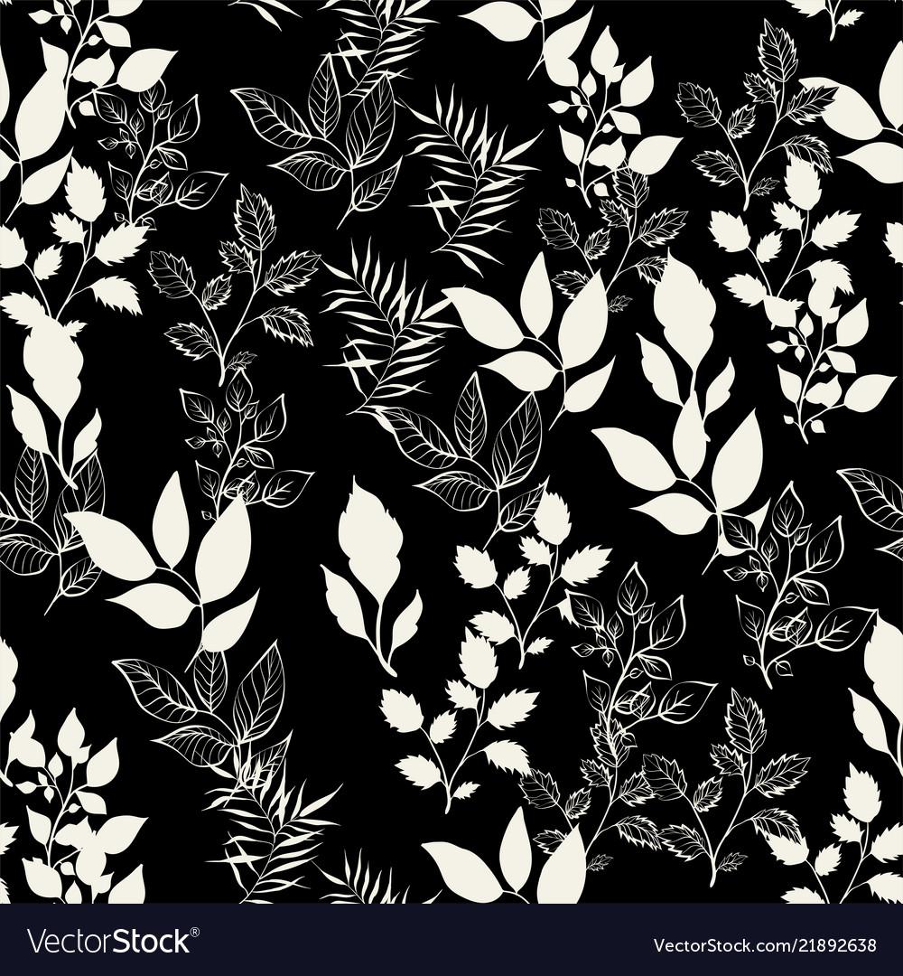 Beautiful vintage floral pattern