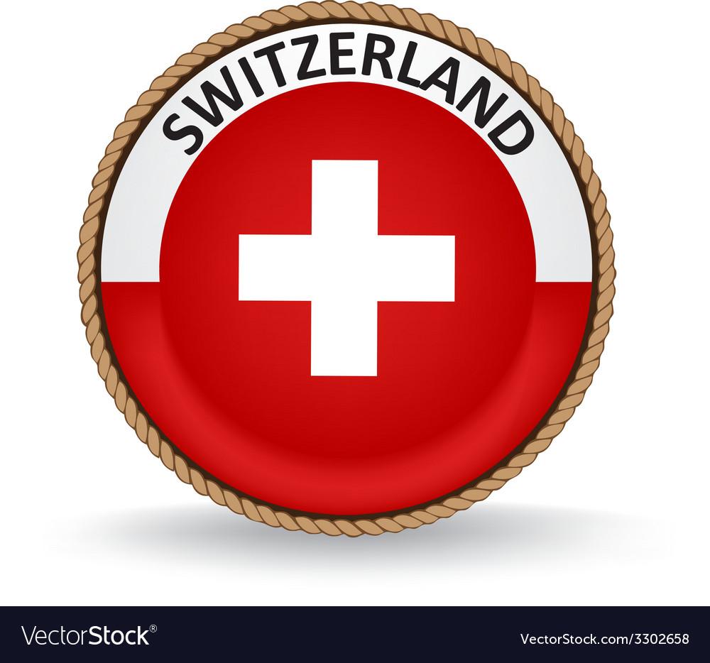 Switzerland Seal