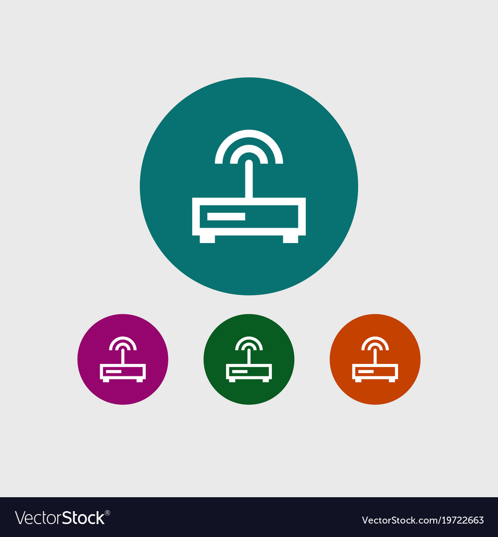 Shutters Home Depot Free Download Wiring Diagram Schematic Icon Modem Another Diagrams Simple Royalty Vector Image Vectorstock Rh Com Cable To Symbol