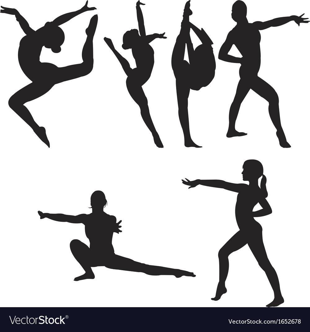 Gymnastics set