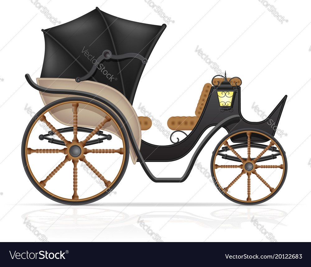 Carriage for transportation of people