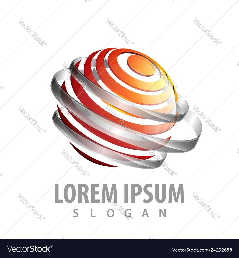 App world concept design symbol graphic template