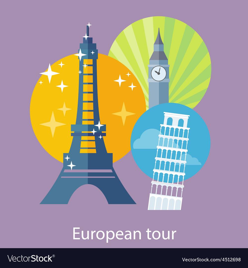European Traveling Tour