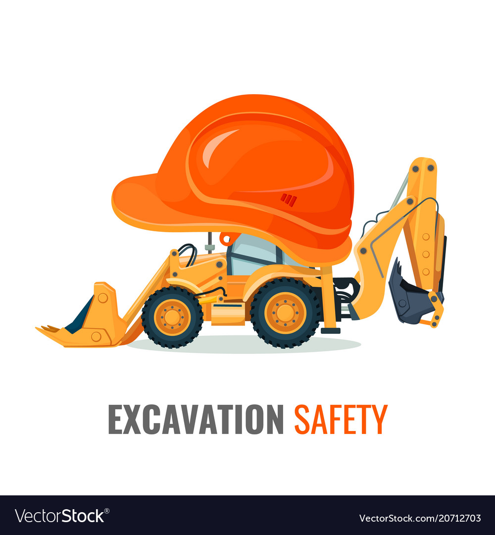 Excavation Safety Poster