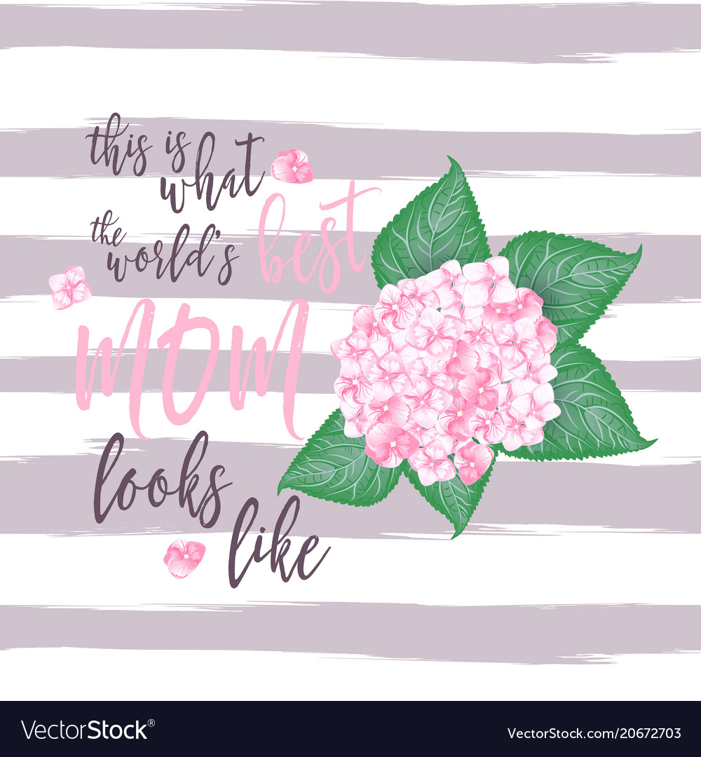 Mothers day background layout