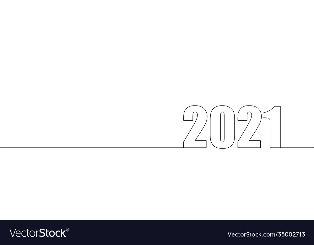 Happy new year 2021 background